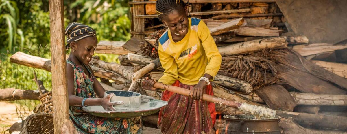 Sans titre - Premier prix du jury - Concours SAVEURS D'AFRIQUE - Food Temple Africa
