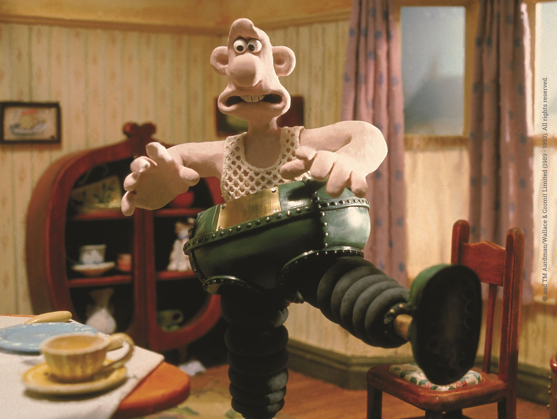 Wallace et Gromit, les Inventuriers