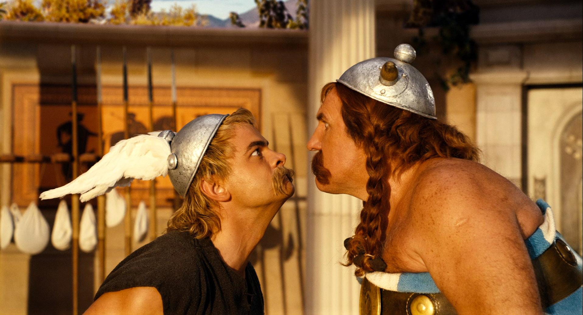 Astérix et Obélix aux jeux olympiques