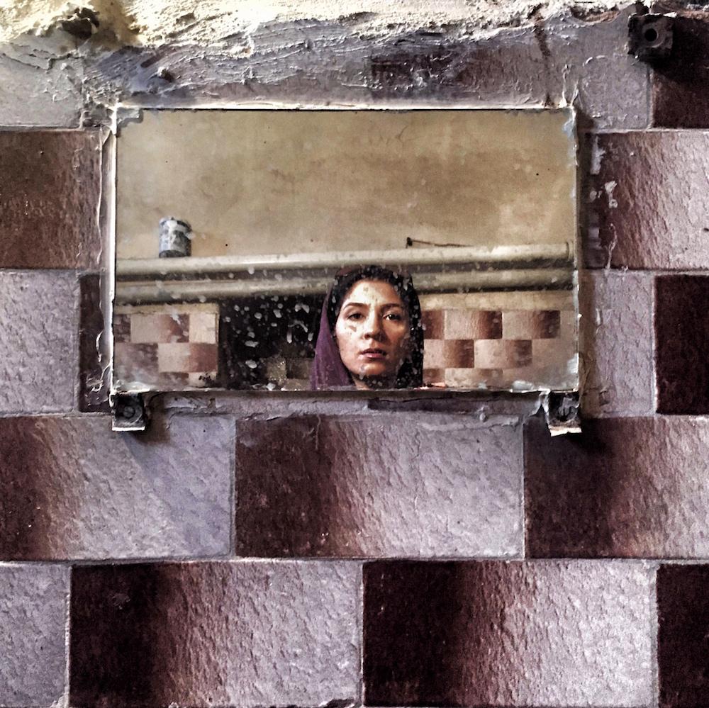 Aïda dans le miroir