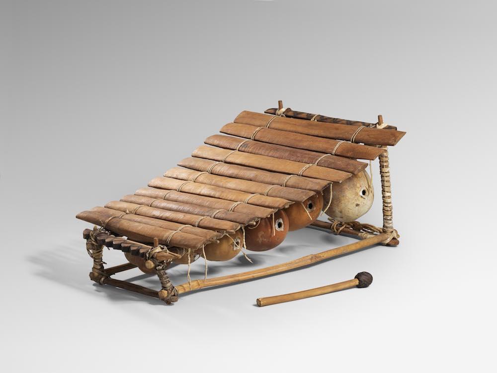 Xylophone bala Afrique de l'Ouest