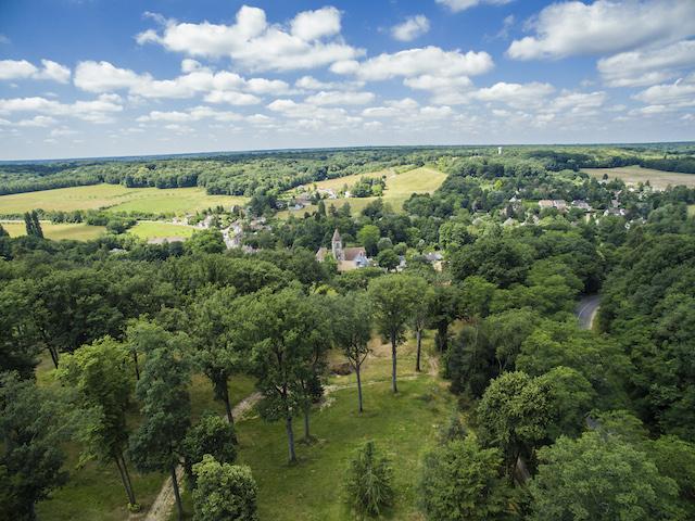 Le parc naturel de la Haute Vallée de Chevreuse