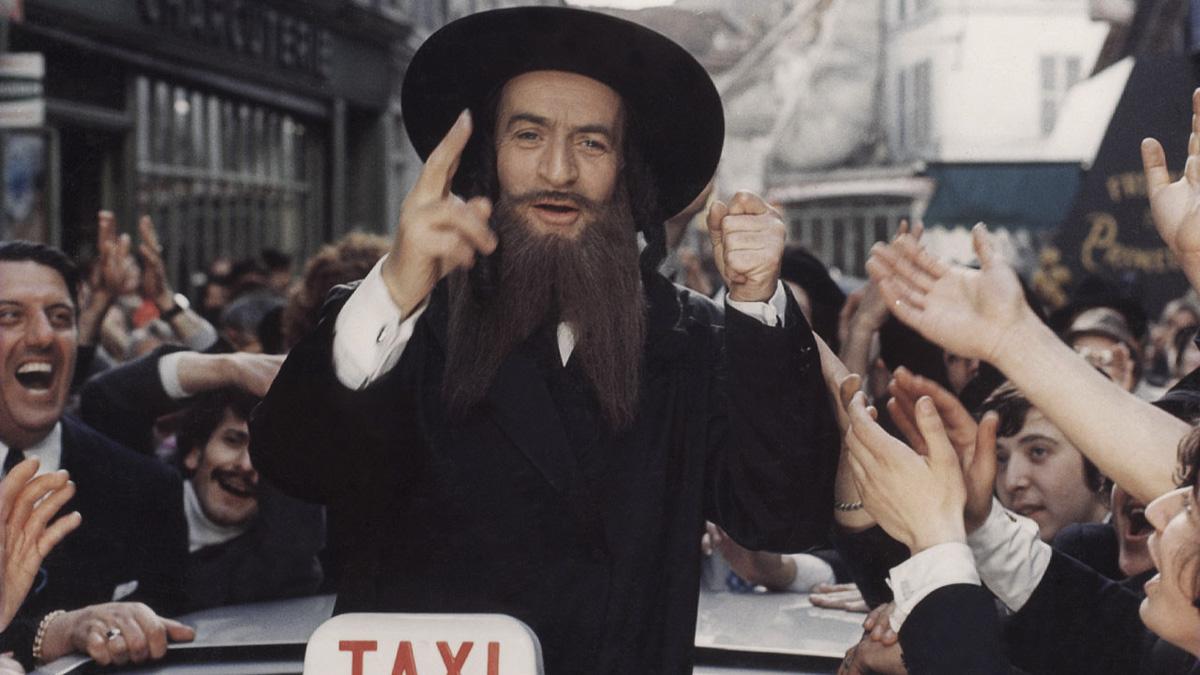 Les Aventures de Rabbi Jacob de Gérard Oury