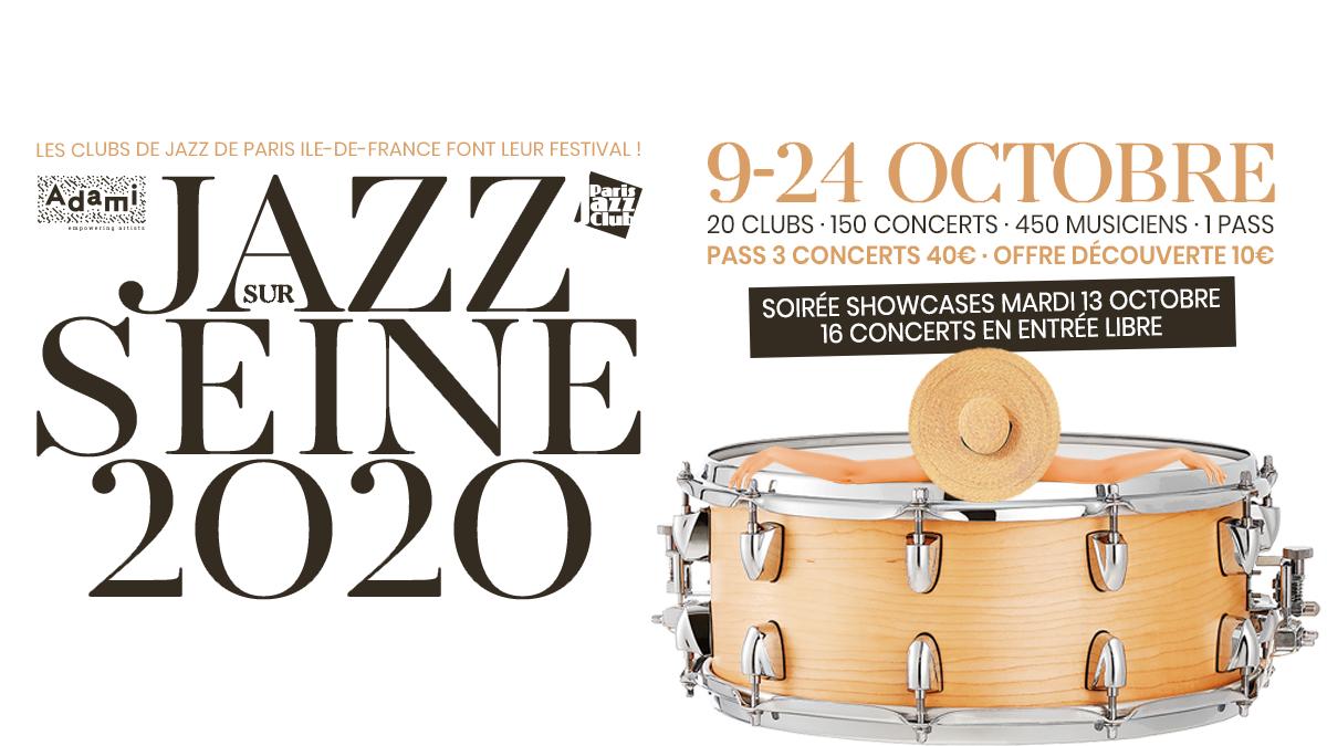 Jazz sur Seine 2020