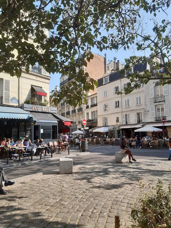 Place Jacqueline de Romilly