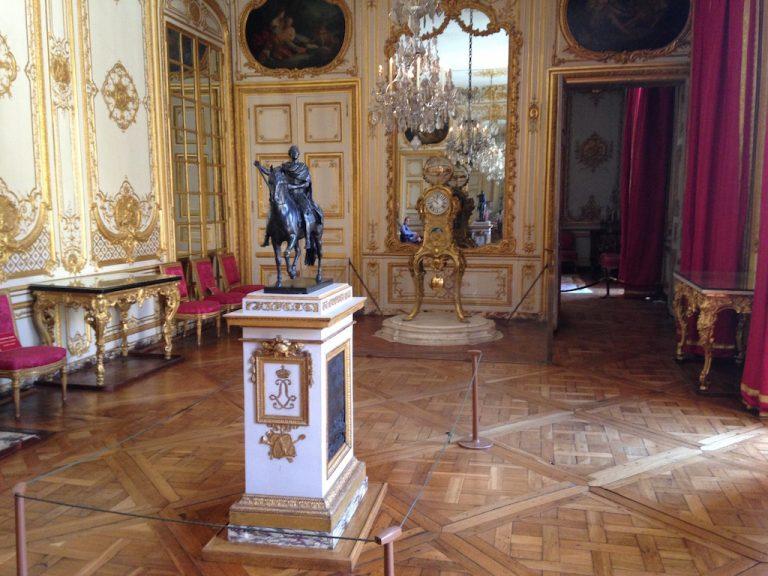 Visite guidée des appartements privés de Louis XV et Louis XVI à Versailles