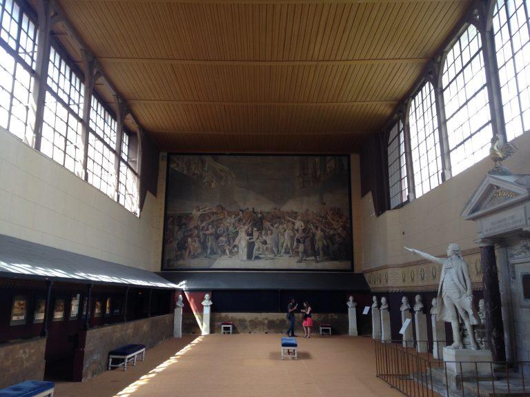 Salle du jeu de paume à Versailles