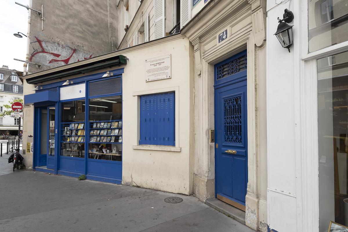 74 de la rue du Cardinal-Lemoine (5e)
