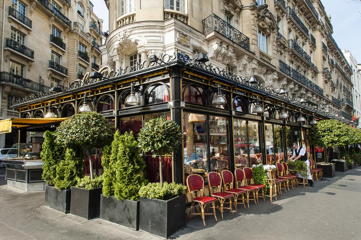 Le restaurant le Dôme au 109 boulevard du Montparnasse