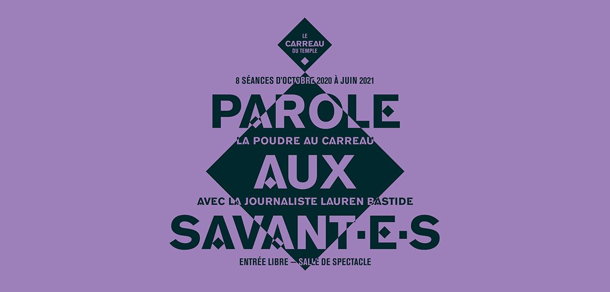 La Poudre au Carreau : Parole aux savant·e·s #6