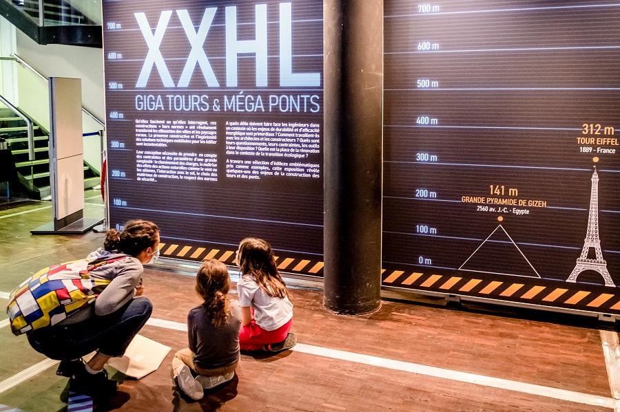 XXHL giga tours et méga ponts
