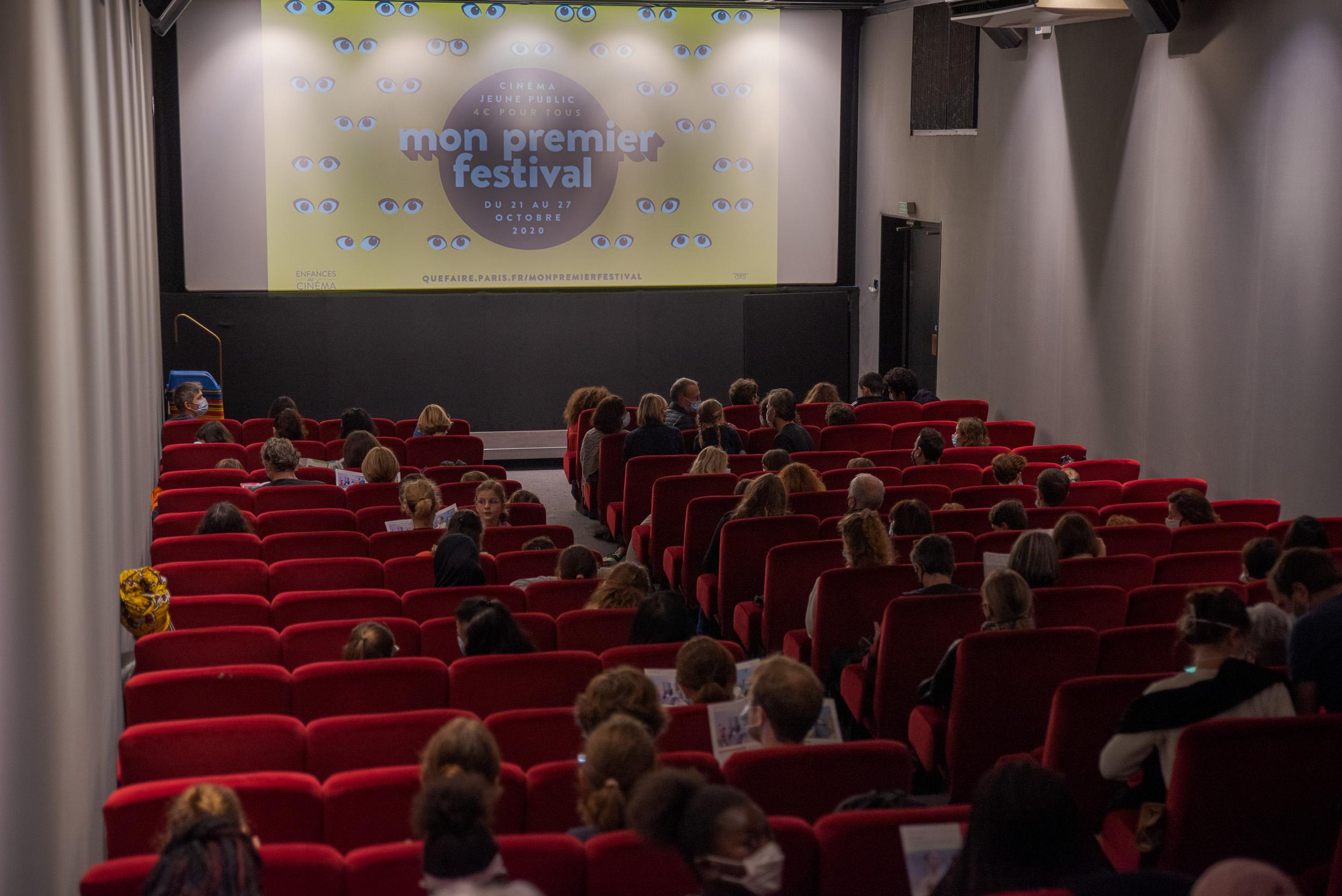 Luminor HDV AVP Petites danseuses + équipe du film