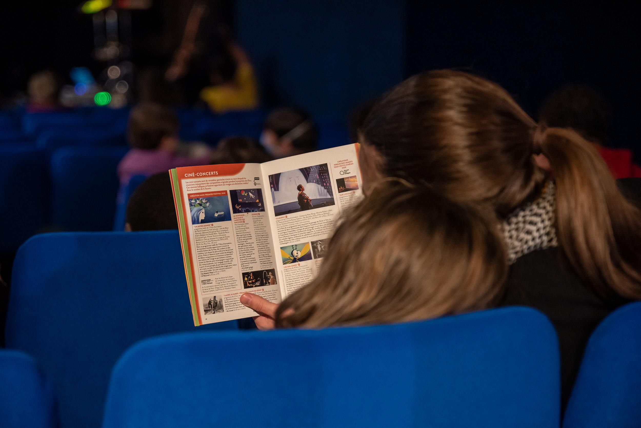 Archipel Cine-Concert Silmukka de Les Gordon