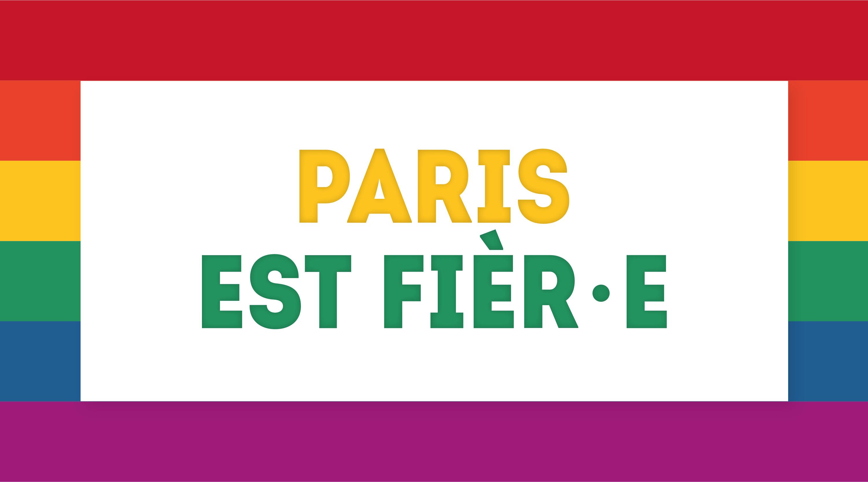 Paris est fière