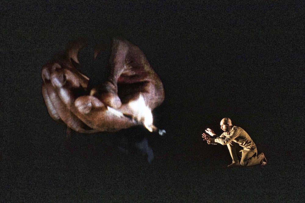 Chottos Xenos, spectacle donné en octobre au Théâtre de la Ville