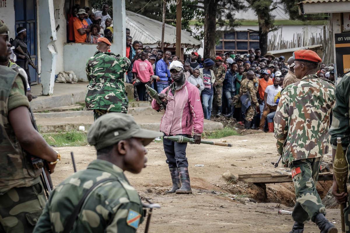 Bunia, DRC, September 4, 2020