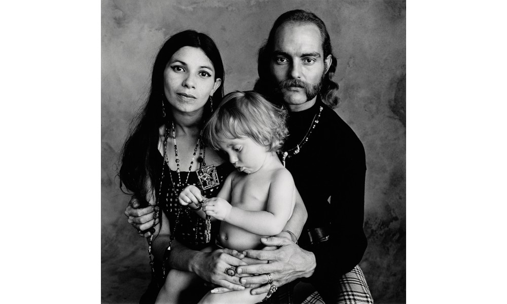 HIPPIE FAMILY (FERGUSON), SAN FRANCISCO, 1967