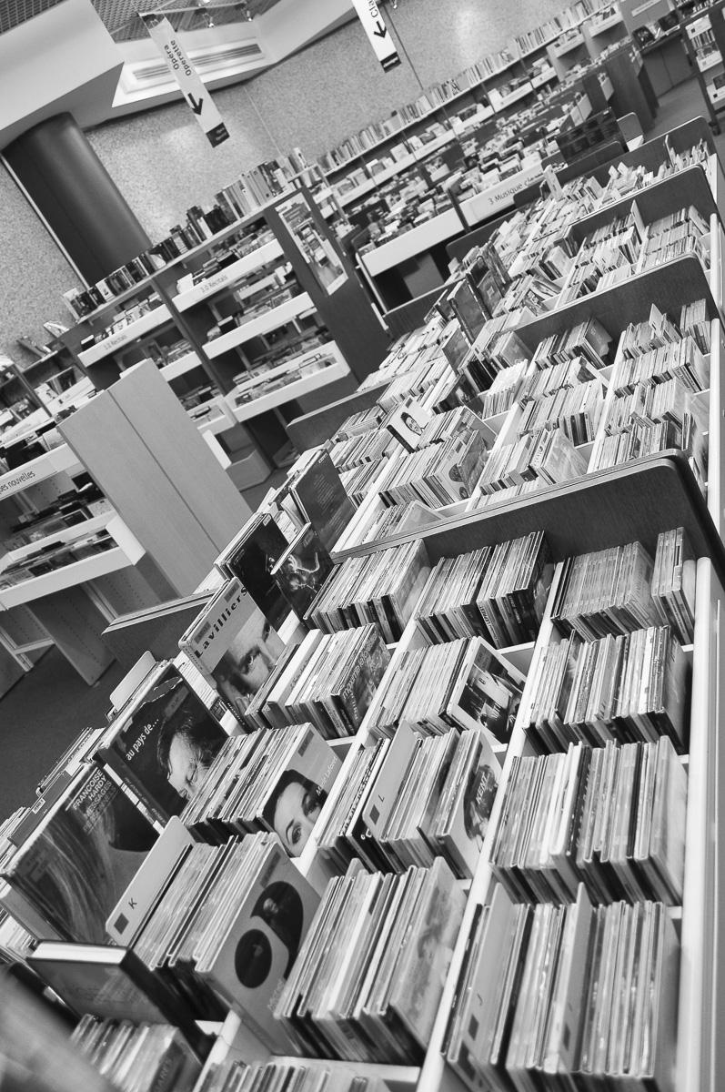 Biblioteca musical de la ciudad de París