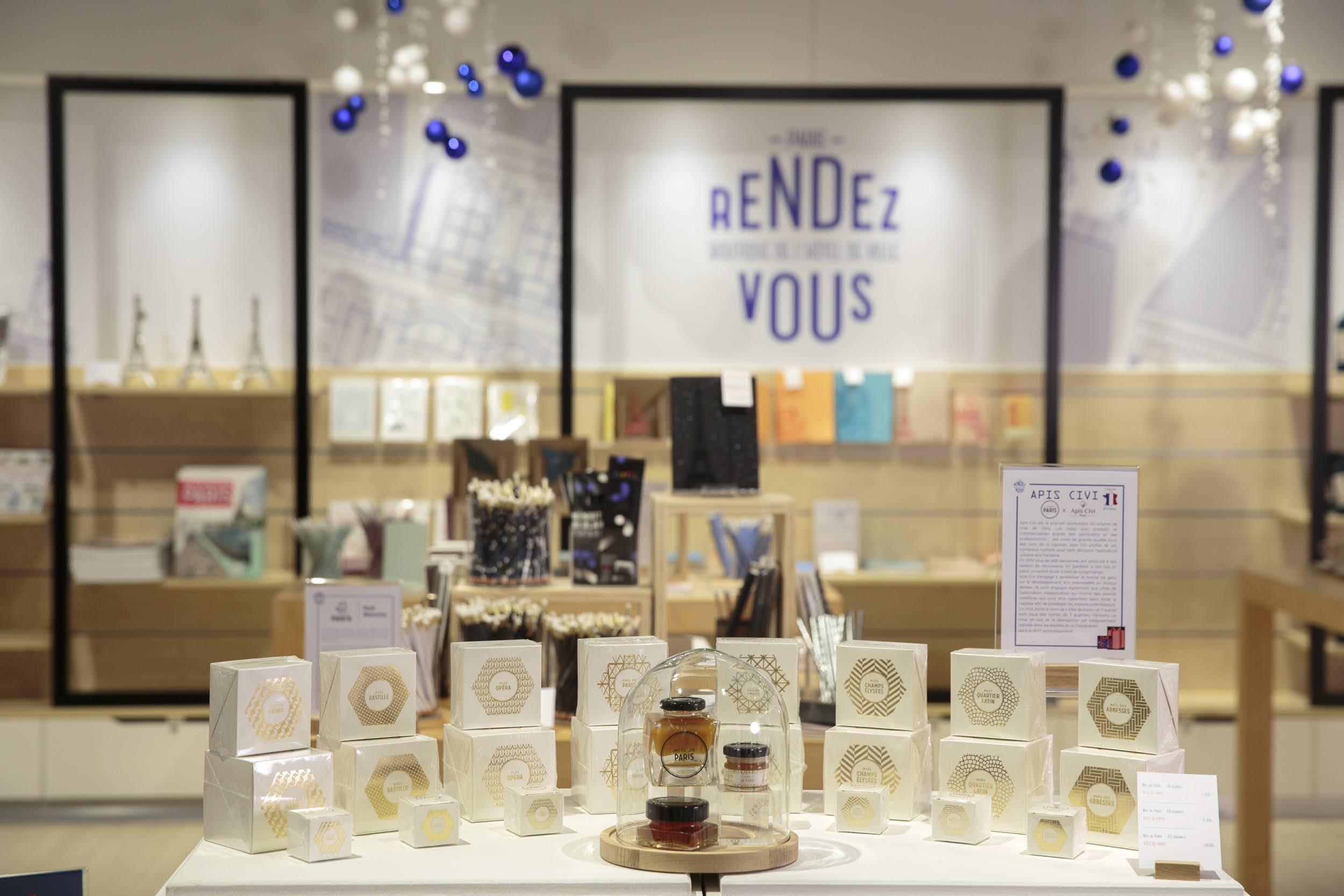 Faire ses cadeaux pour les fêtes à Paris Rendez-vous