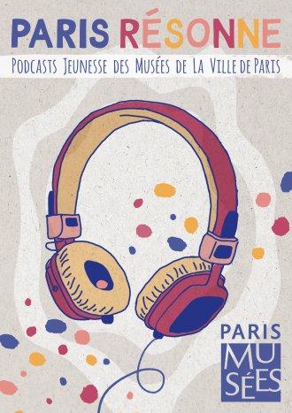 Illustration Paris Sonore - Paris Musée
