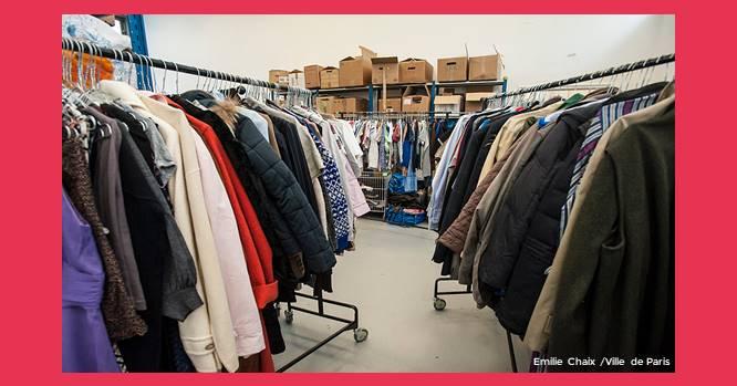 Paris 11e : où donner vos vêtements à Paris ?