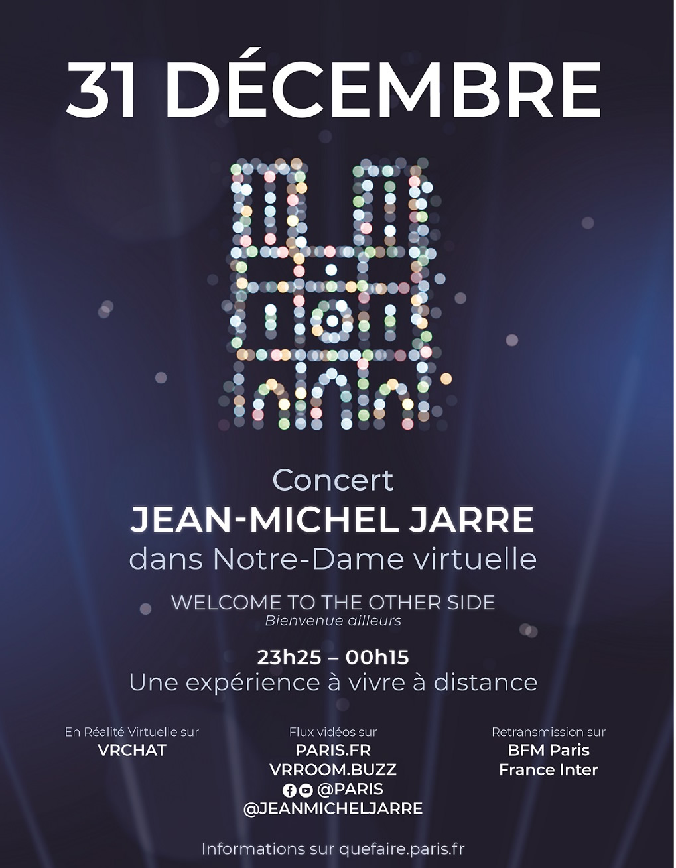 Concert Jean Michel Jarre
