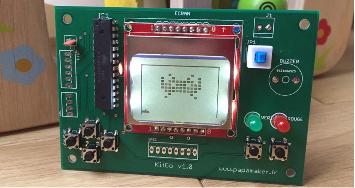 Atelier Numok : Création d'une console de jeux rétro |
