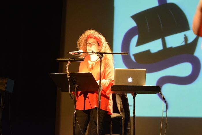 Le voyage d'Ulysse en live sur Internet par Murielle Szac |