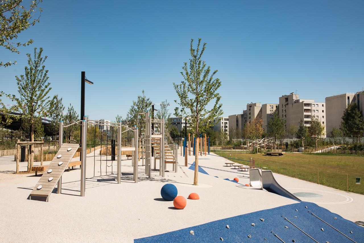 Parc Chapelle Carbon