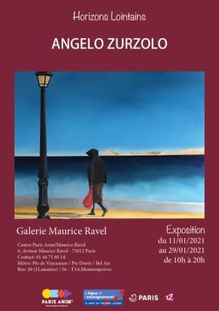 "Exposition Artistique ""Horizons lointains"""
