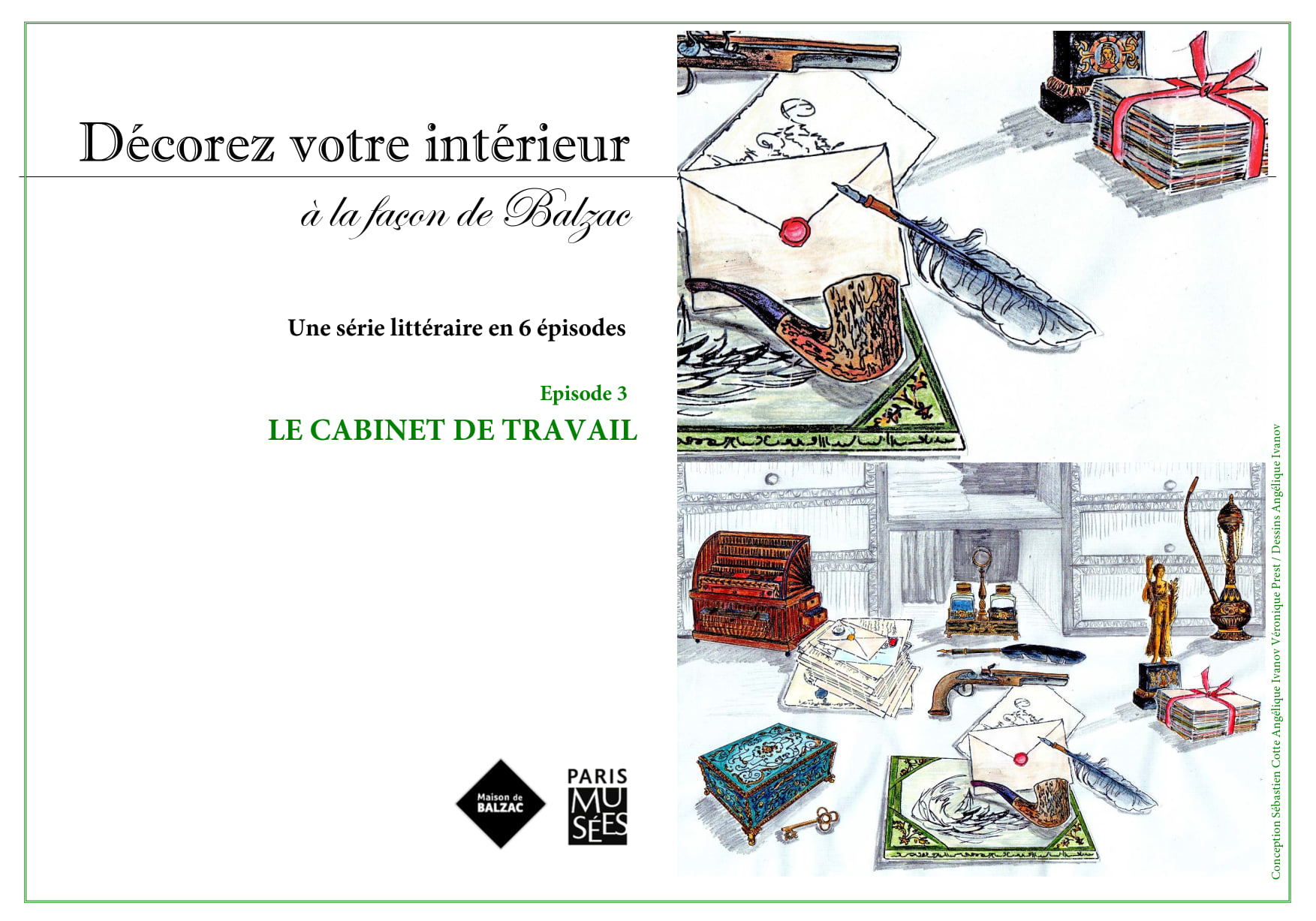 Atelier Maison de Balzac