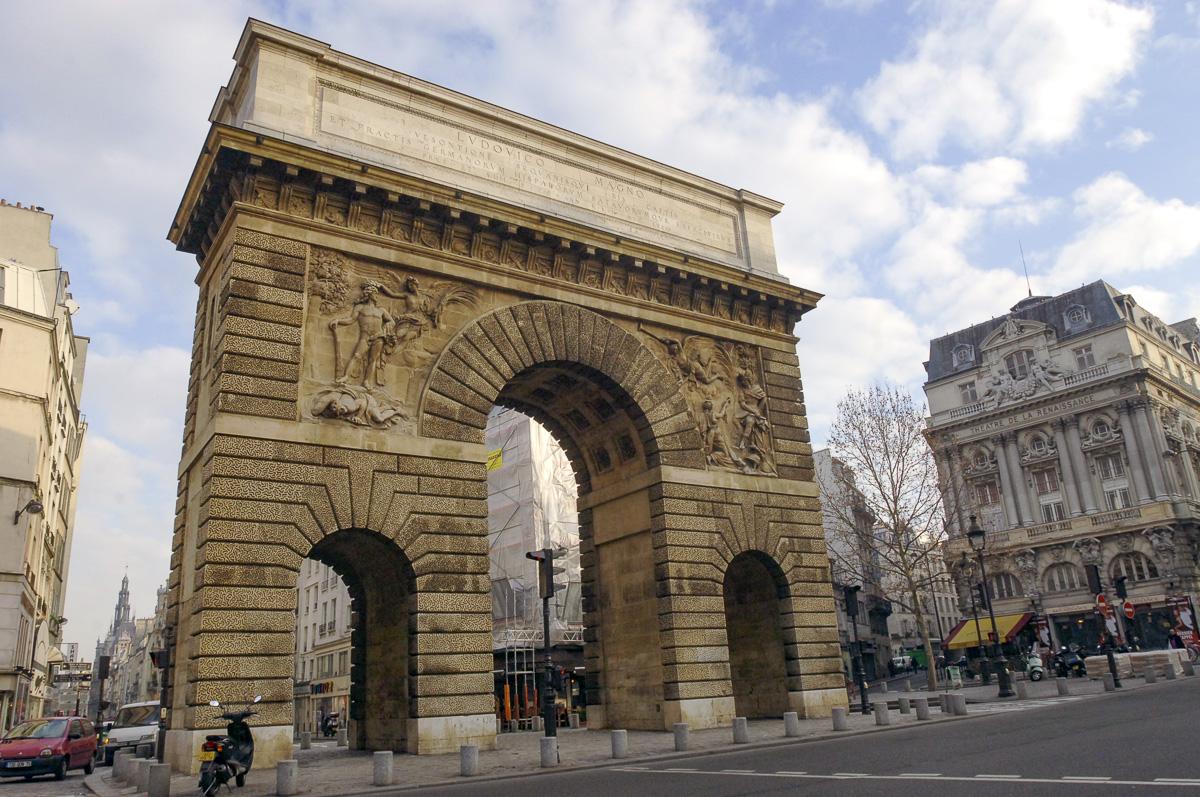 Arc de la Porte Saint-Martin