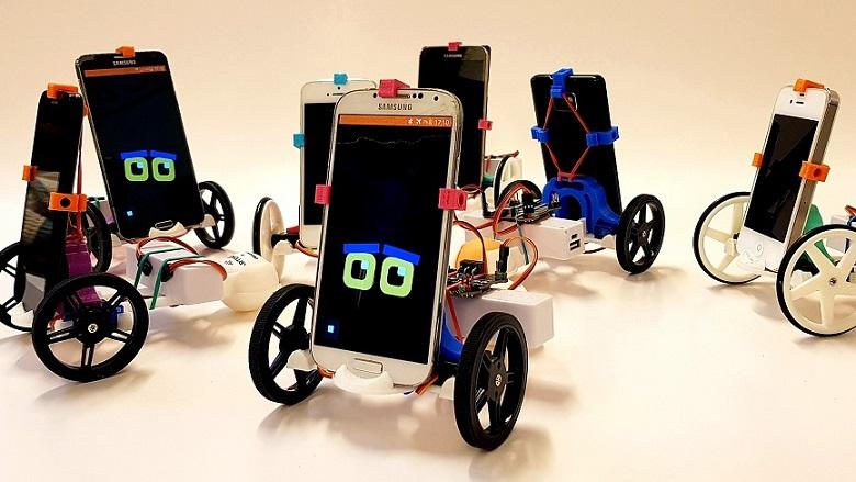 Atelier de programmation et de robotique |