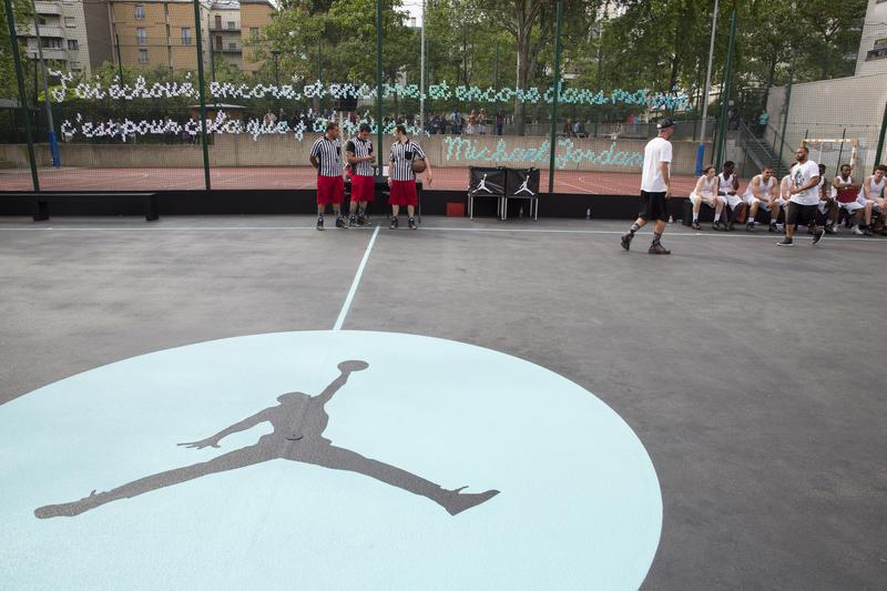 Campo de deportes de vallas