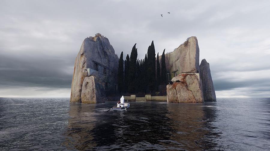 L'île des Morts