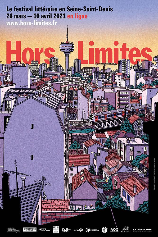 affiche Hors limites 2021