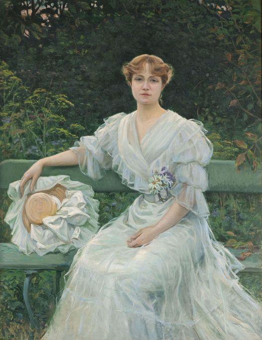 Portrait de Marguerite Durand