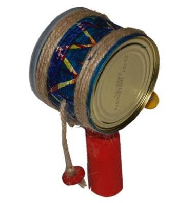 Fabrication d'instruments de musique africains |