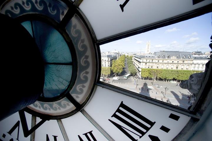 Horloge de l'Hôtel de Ville