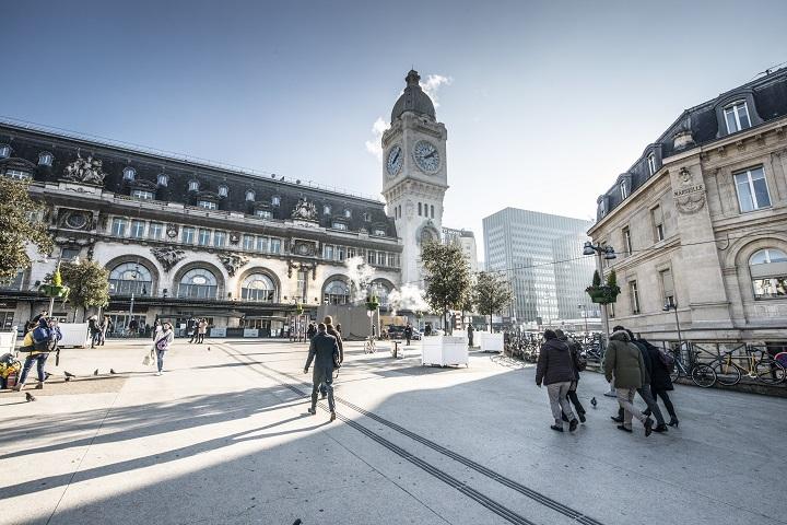 Reloj Gare de Lyon