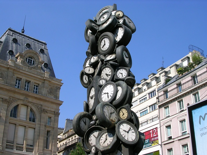Relojes St Lazare