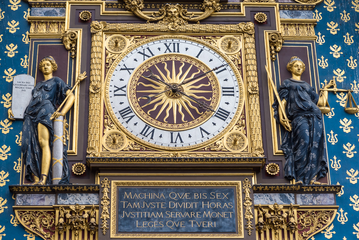 Reloj de la ciudad