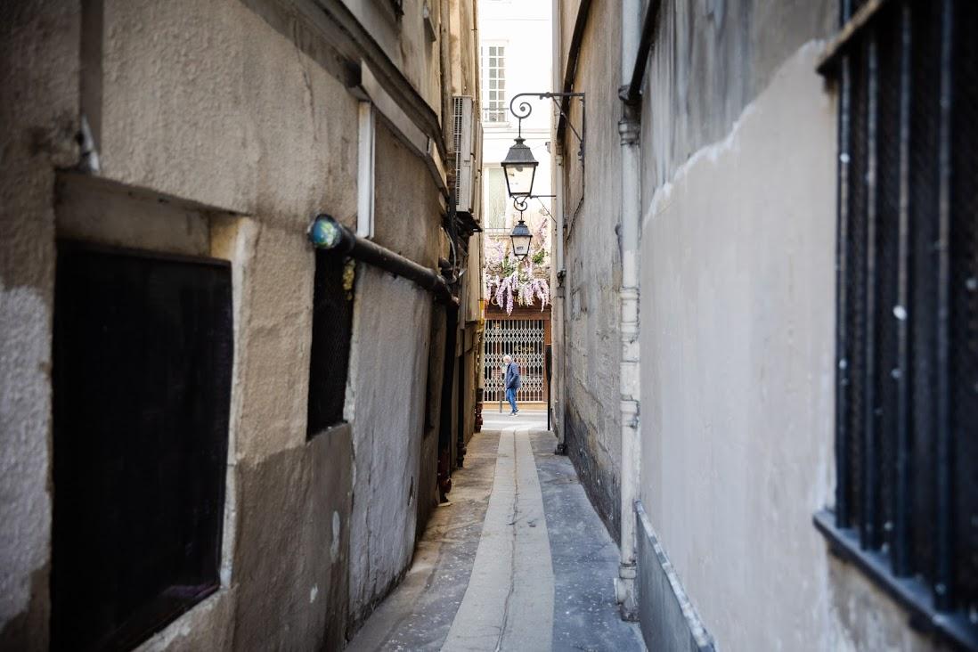 La rue du Chat-Qui-Pêche (5e)