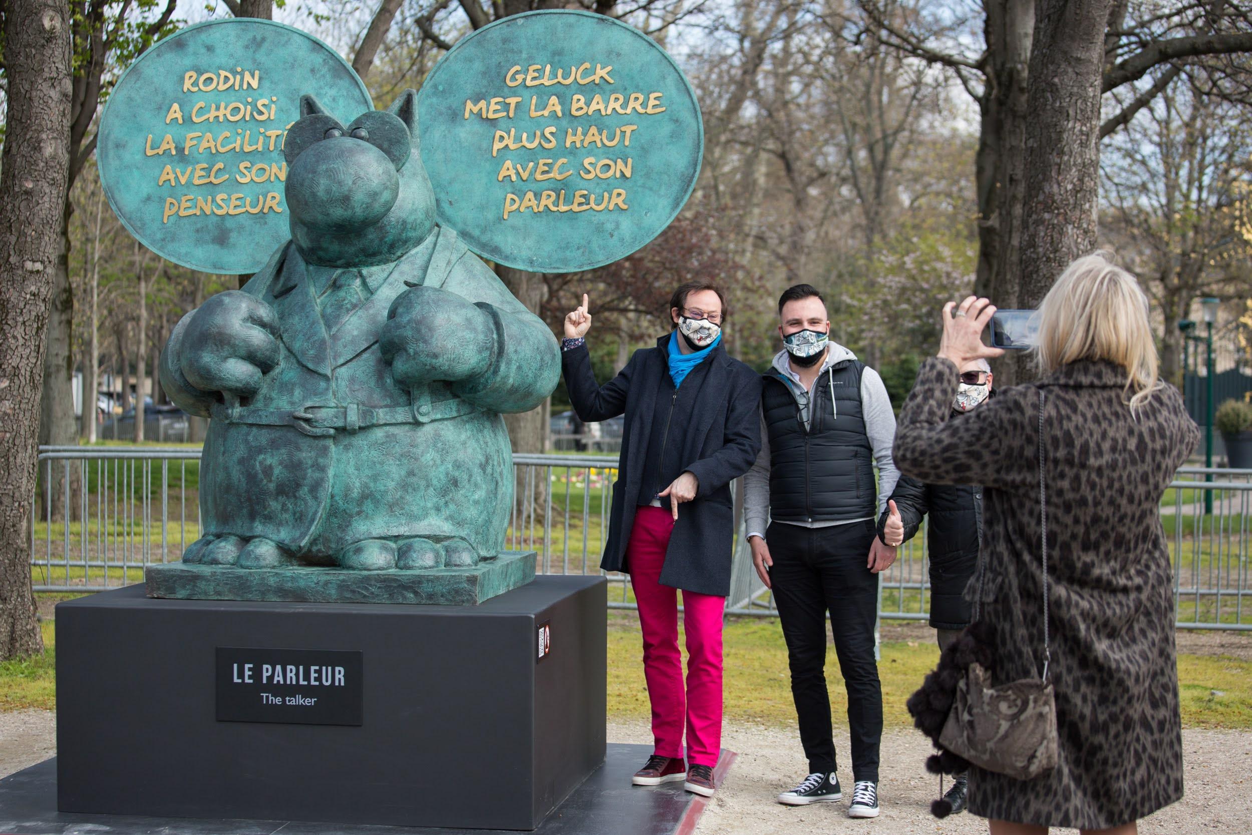 Le Chat déambule – Que Faire à Paris ?