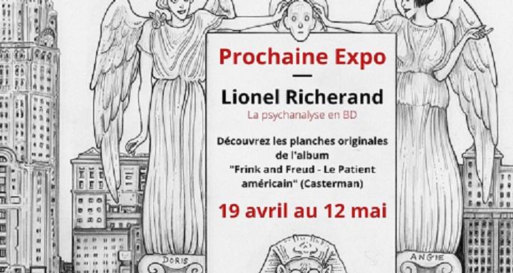 Expo BD : La Psychanalyse en BD