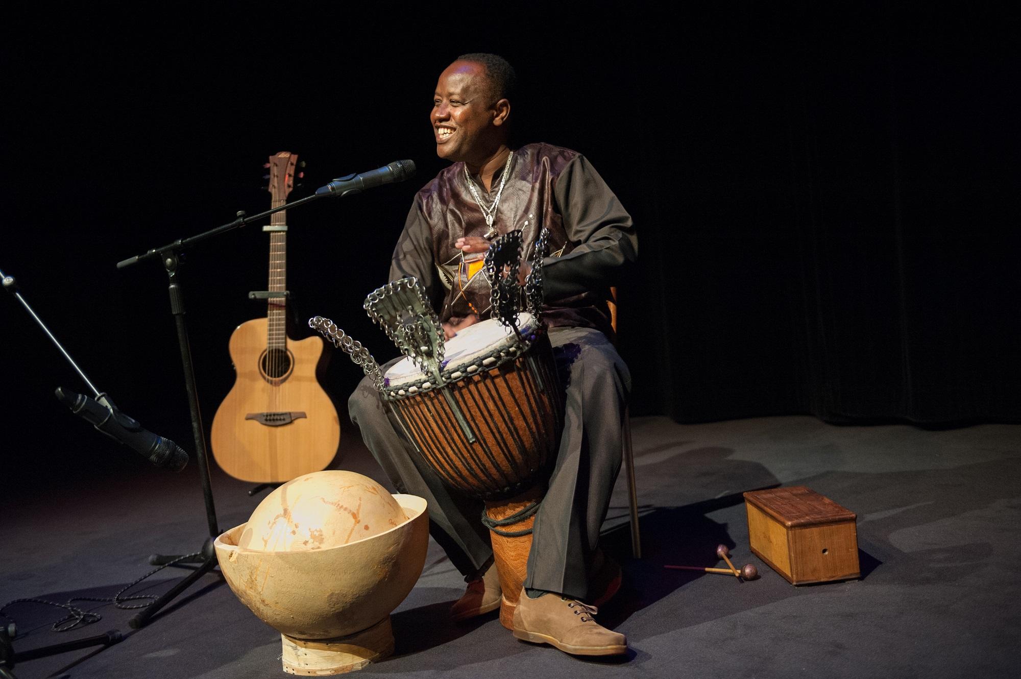 Les Contes et Musiques de la Téranga  