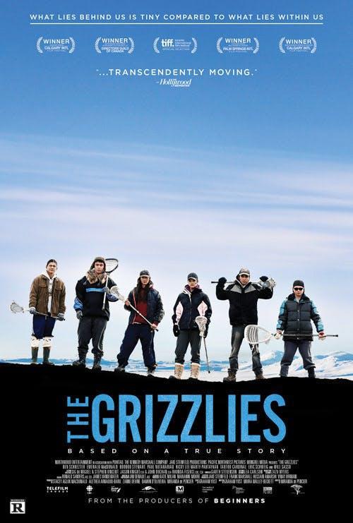The GRIZZLIES, projection pour la Journée du cinéma canadien |