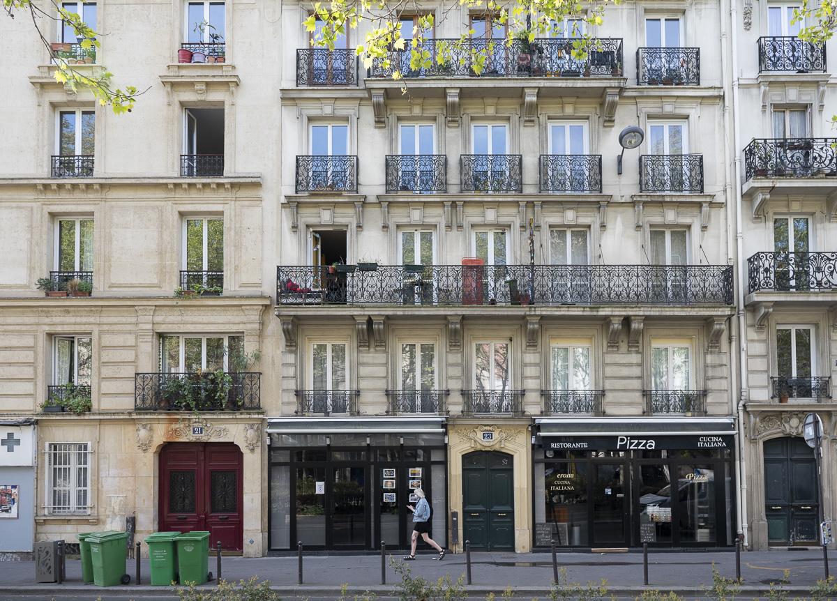 Au 23 boulevard Marguerite de Rochechouart est né Jean-Gabin.