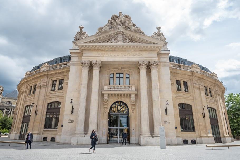 Bourse de Commerce – Collection Pinault