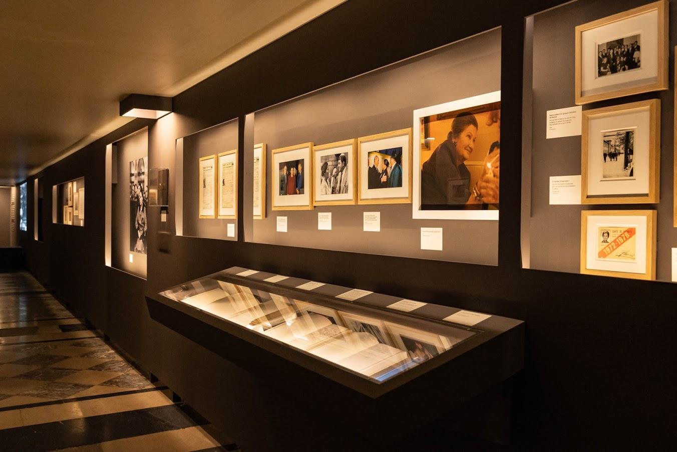 Exposition Simone Veil à l'Hôtel de Ville